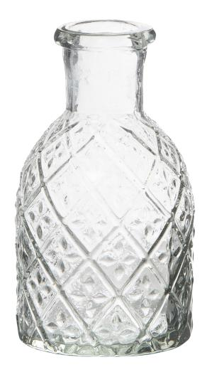 Vase oder Kerzenhalter glas