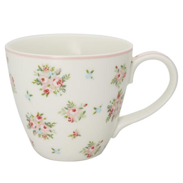 Greengate Mug Abigail White