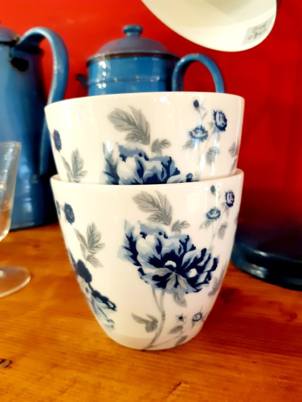 Greengate Latte cup – Charlotte white