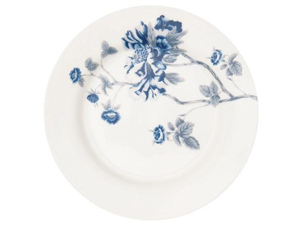 Charlotte white Plate