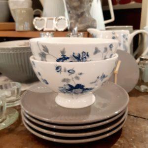 Soup bowl charlotte white