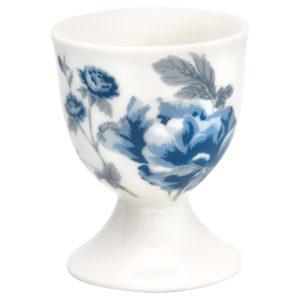 Stoneware Egg cup Charlotte white