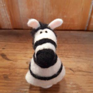 Eierwärmer Zebra