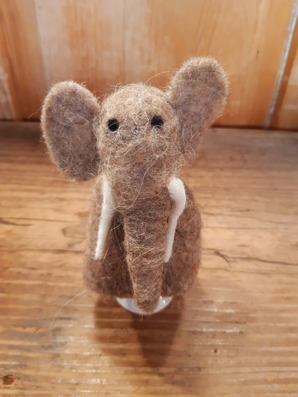 Eierwärmer Elefant