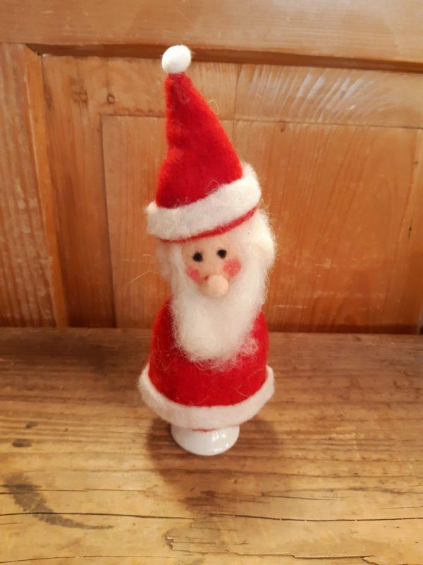 Eierwärmer Weihnachtsmann