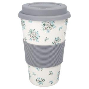 Bamboo Travel mug Nicoline beige