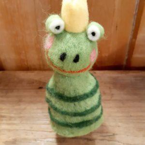 Eierwärmer Froschkönig