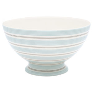 Stoneware Soup bowl Tova pale blue