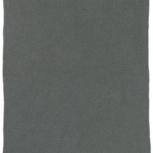 Handtuch Mynte moosgrün gestrickt