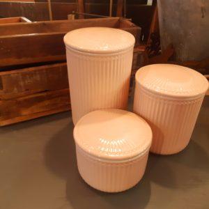 Stoneware Storage jar Alice