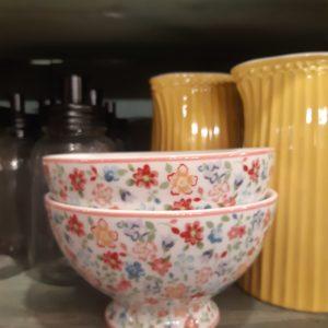 Stoneware Soup bowl Clementine white