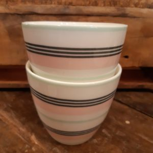 Greengate Latte Cup - Leoma peach
