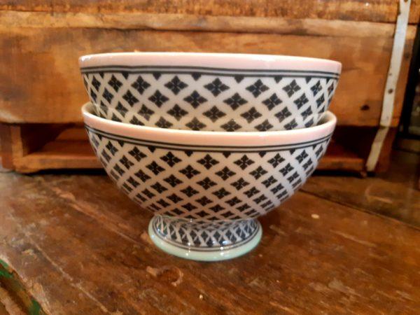 Cereal bowl - Sasha dark grey
