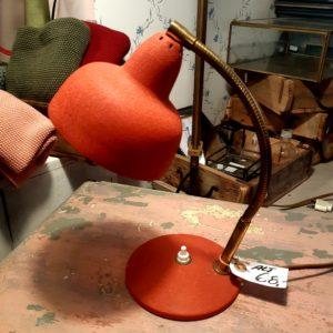 Tischlampe rot