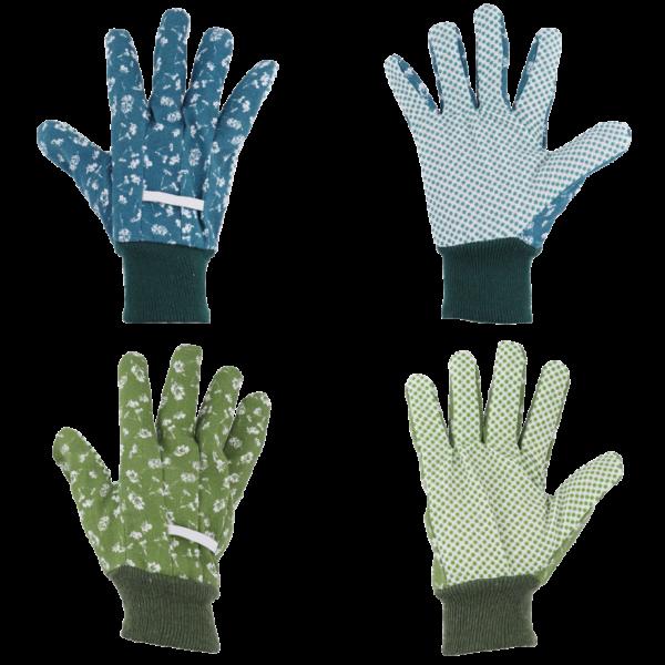 Gartenhandschuhe blau