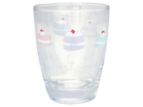 Wasserglas Madelyn white