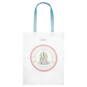 Promotion Bag cotton Tenna white