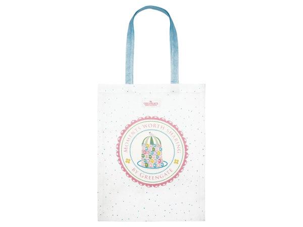 Promotion Bag cotton Tenna white