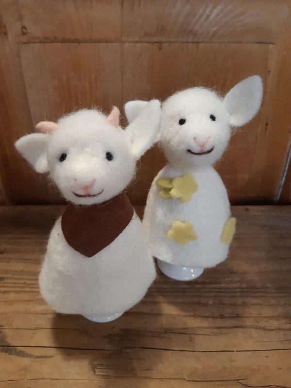 Eierwärmer Schaf