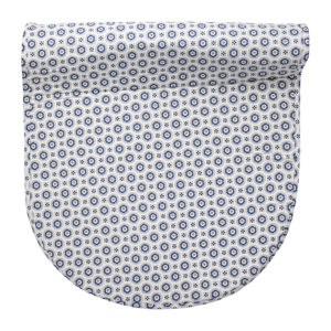 Cotton Ironing cover Erin petit blue
