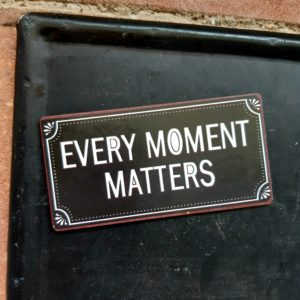 Magnet every moment